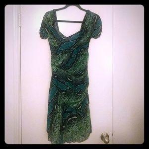 Never worn Diane Von Furstenberg dress
